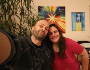 Foto Claus und Sonja