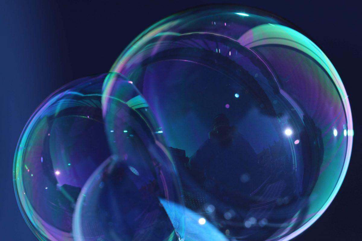 Ausstellungstermine Funken & Farben  -Faszination Seifenblasen